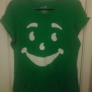Kool-Aid Green T-Shirt